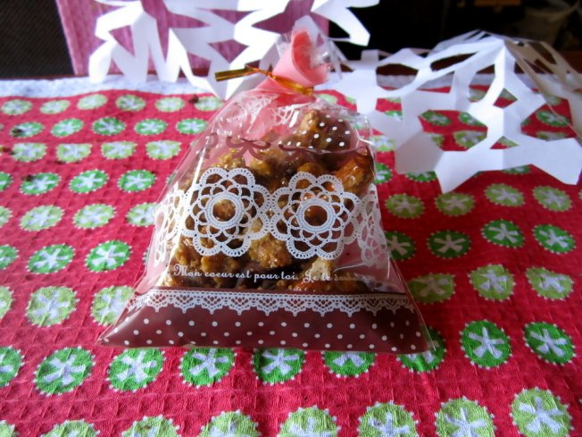 Candied Almonds 2 (12.8.12)
