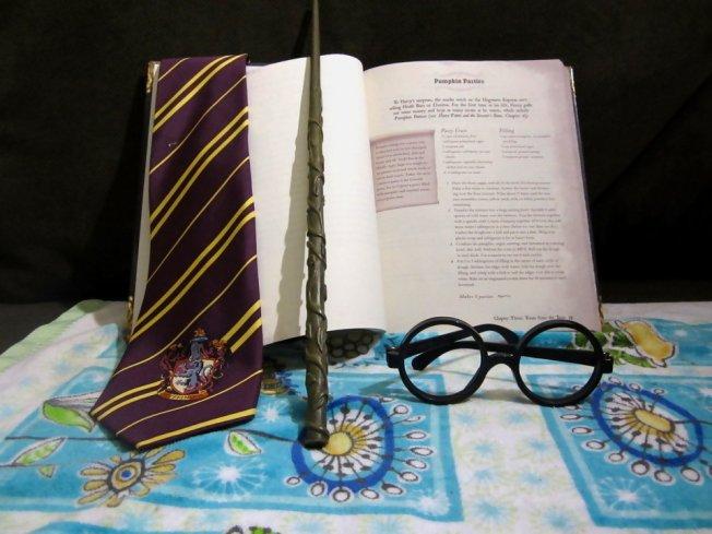 Pumpkin Pasties (a la Harry Potter) 15 (12.1.12)