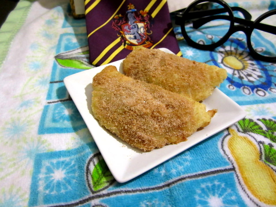Pumpkin Pasties (a la Harry Potter) 2 (12.1.12)