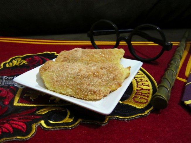 Pumpkin Pasties (a la Harry Potter) 3 (12.1.12)