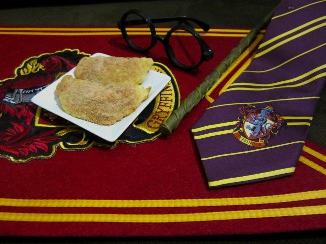 Pumpkin Pasties (a la Harry Potter) 4 (12.1.12)