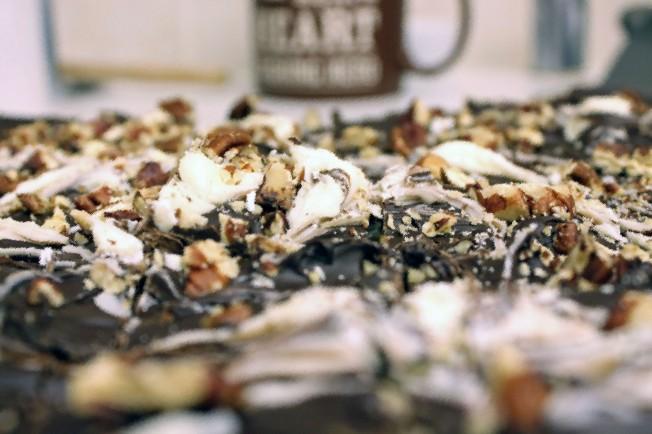 Saltine Toffee 'Crack'-ers 2 (12.29.12)