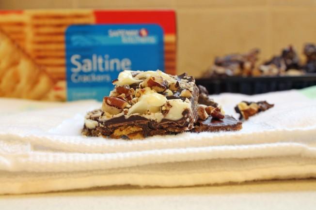 Saltine Toffee 'Crack'-ers 3 (12.29.12)