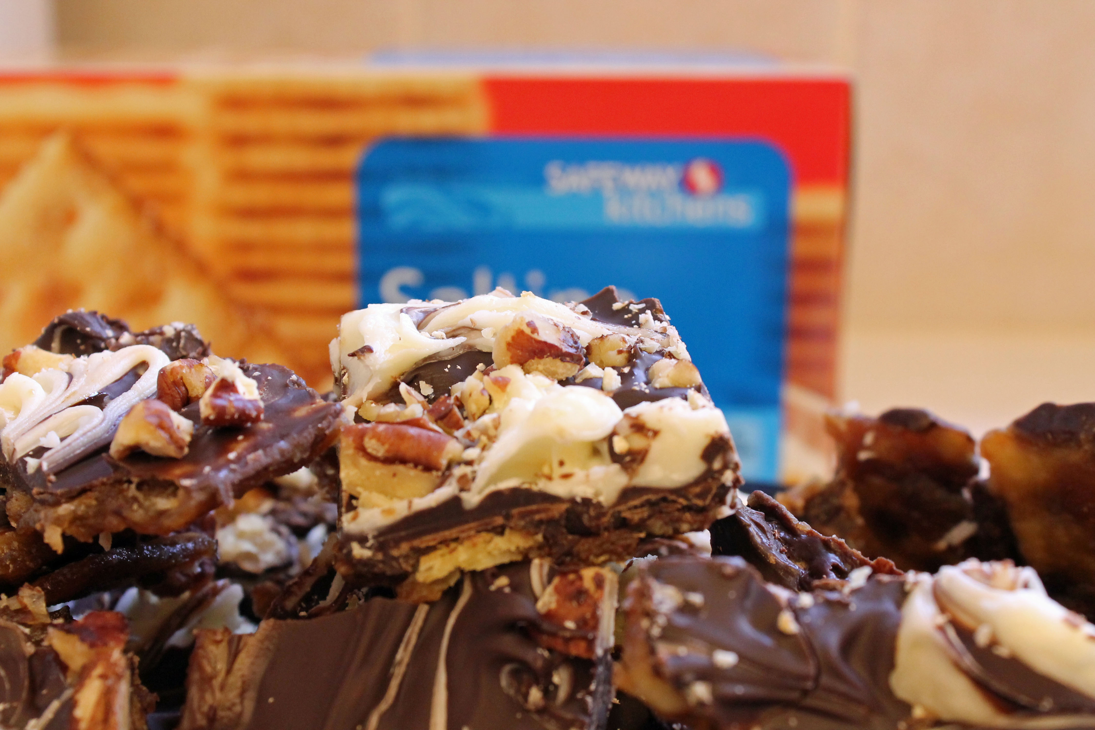 Saltine Toffee 'Crack'-ers 4 (12.29.12)