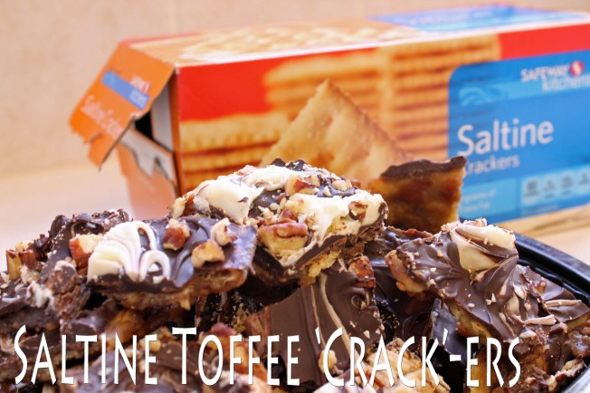 "Saltine Toffee ""Crack""-ers 7 (12.29"