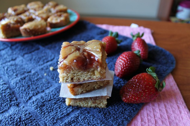Cookie Butter and Jelly Blondies 9--012713