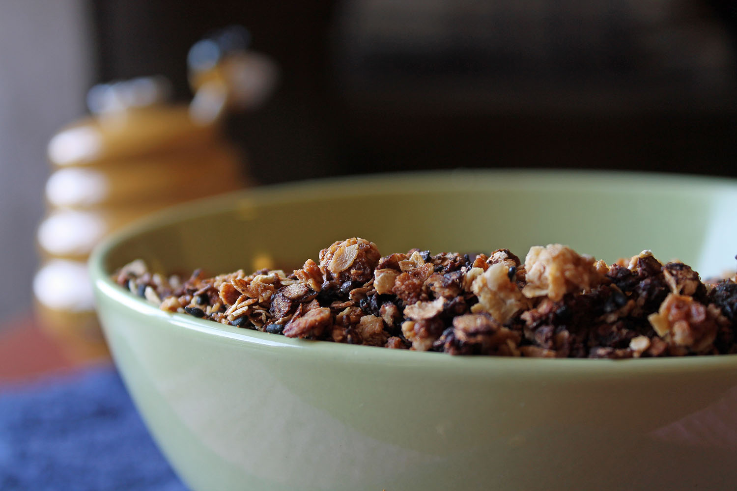 Crunchy Cookie Butter Granola 6--012713