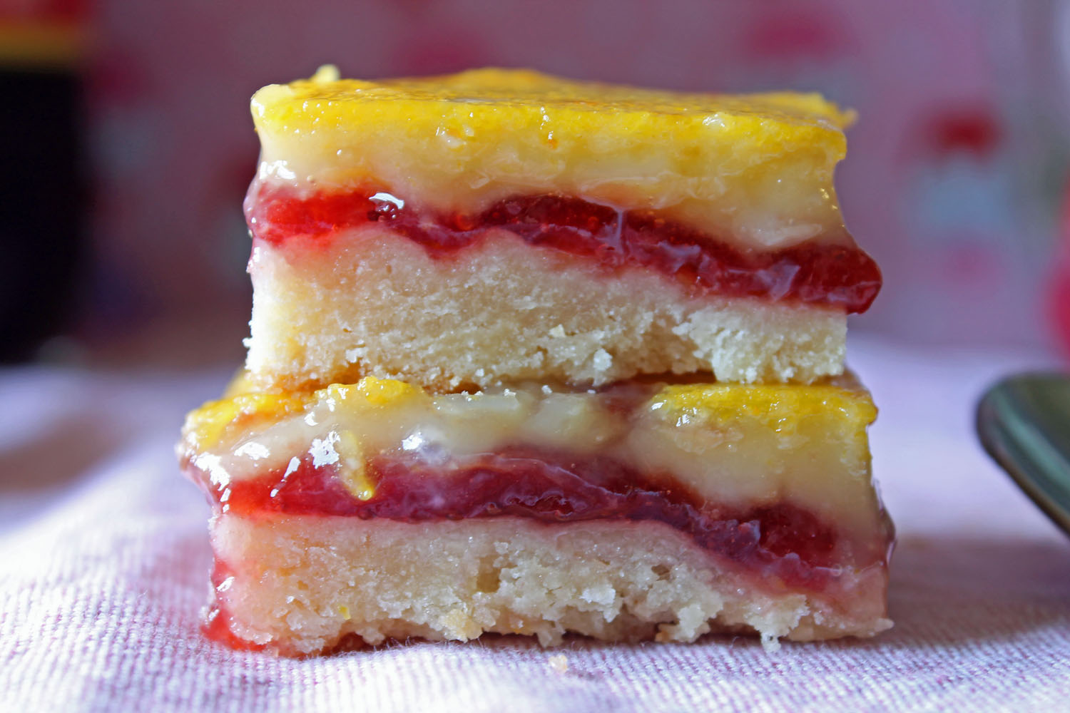 ... crumb squares healthy meyer lemon squares fig raspberry and lemon jam