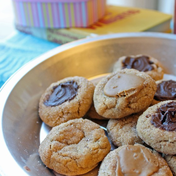 Cookie Butter Snickerdoodle Thumbprints 5--080213