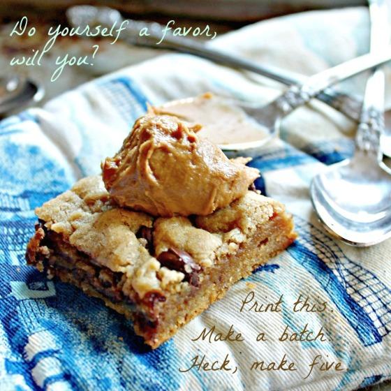 Best Chewy Biscoff Chocolate Chip Blondies 27--091713