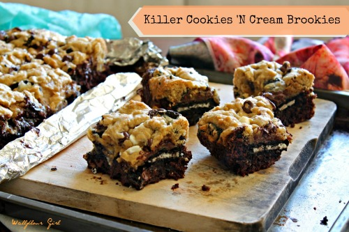 Killer Cookies 'N Cream Brookies 2--112113