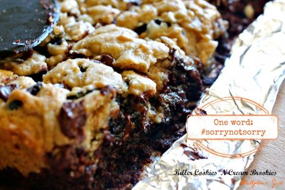 Killer Cookies 'N Cream Brookies 23--112113
