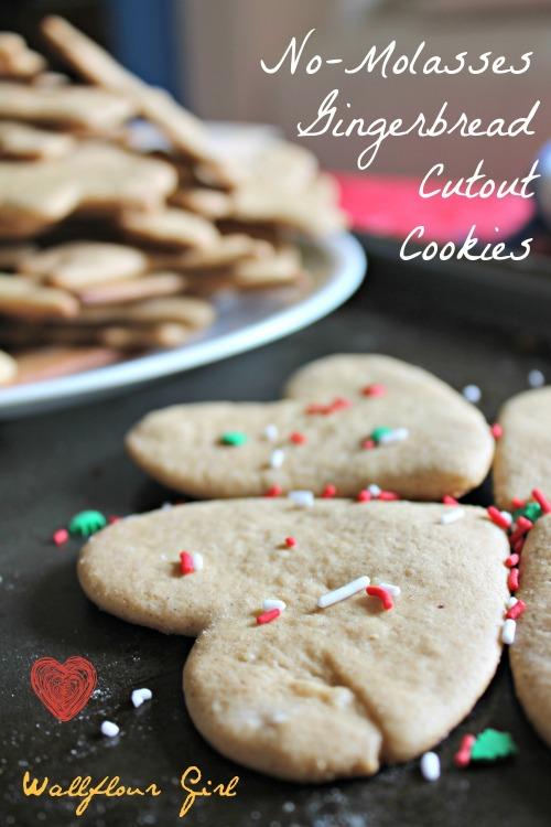 No-Molasses Gingerbread Cutout Cookies 2--122413