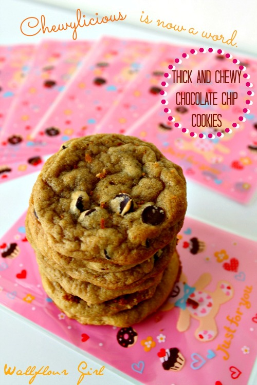 Favorite Thick and Chewy Chocolate Chip Cookies 13--021014